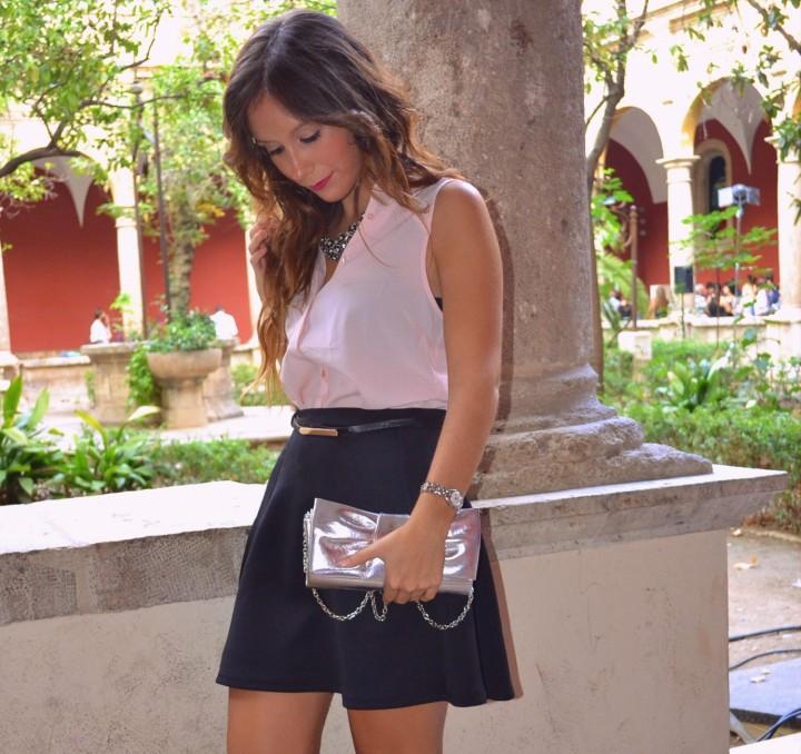 Mi look para la Semana de la Moda de Valencia
