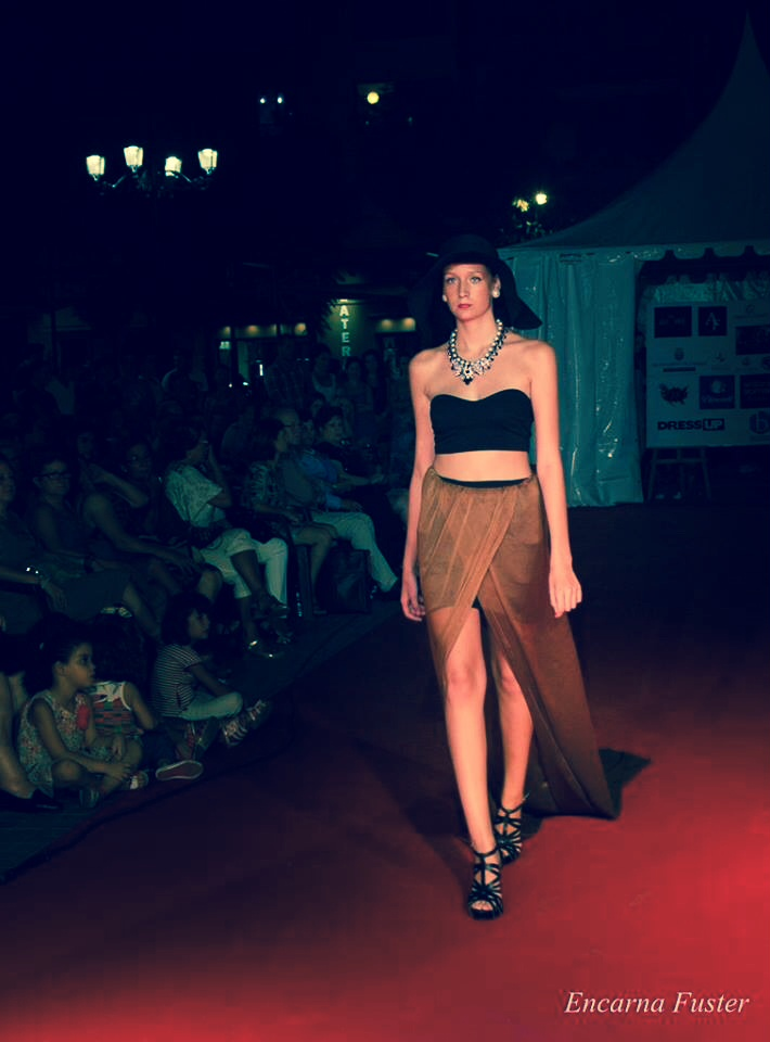 Look 2 colección Diva