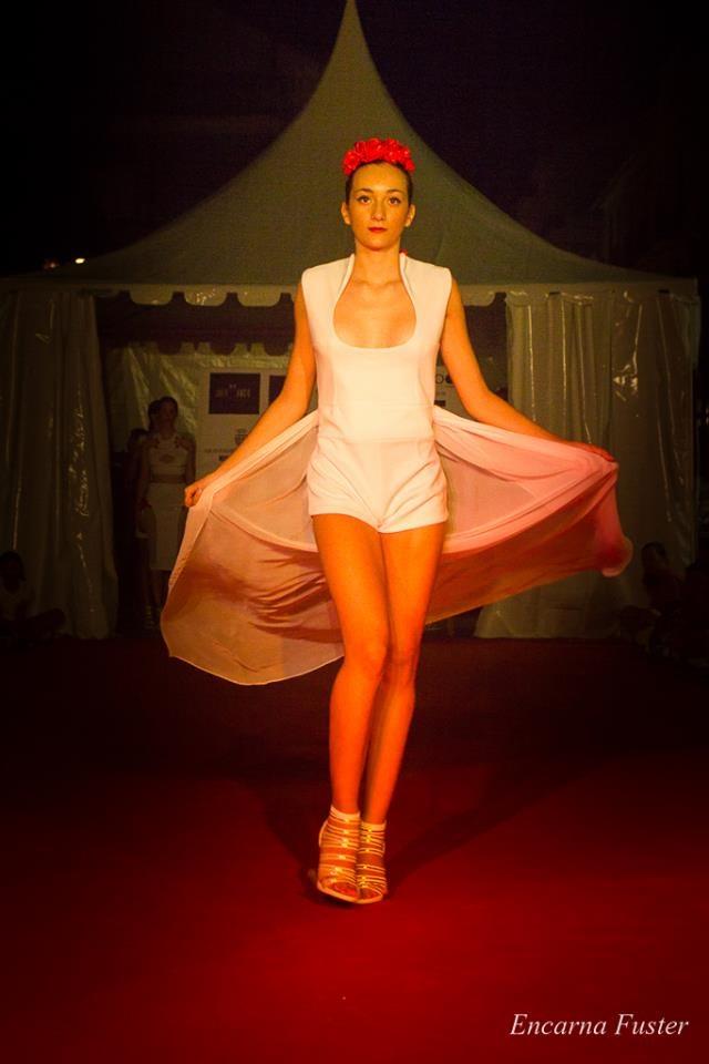Look 1 de la colección Pure Femme de Juliettango
