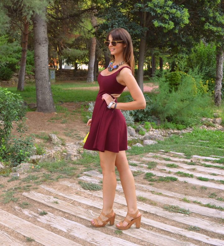 Raquel Portoles protagonista del Street Style
