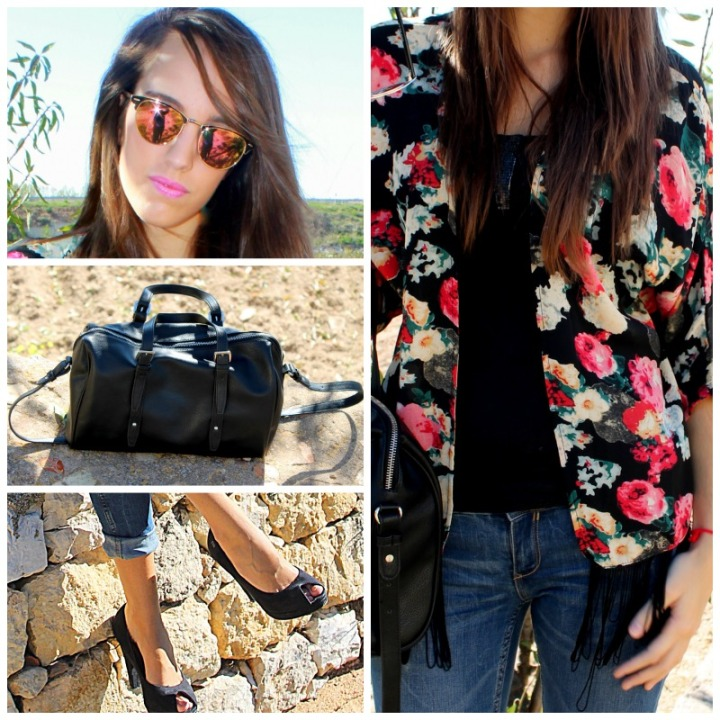 Detalles del look de Sara / Details of this look