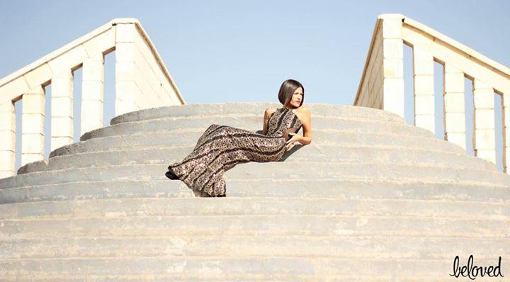 beloved vestido largo 11