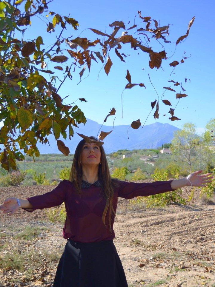 Welcome Autumn / Bienvenido Otoño