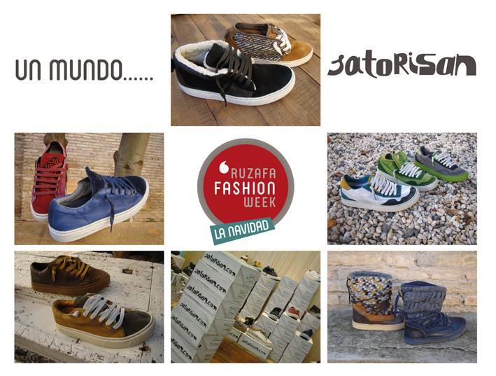 Firma valenciana de calzado Satorisan/ Imagen Ruzafa Fashion Week
