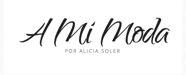 Logotipo de A mi moda