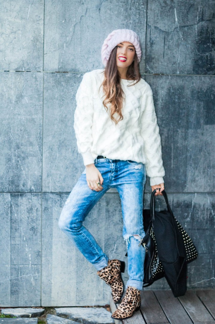 El estilo de Ingrid Betancor
