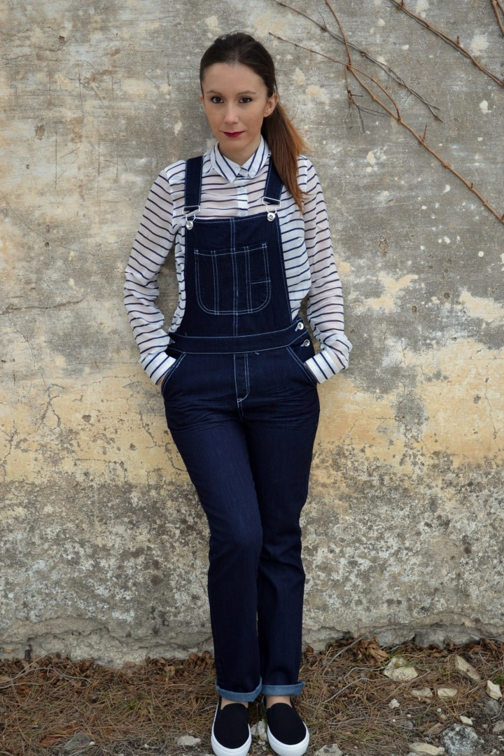 Dungarees Style