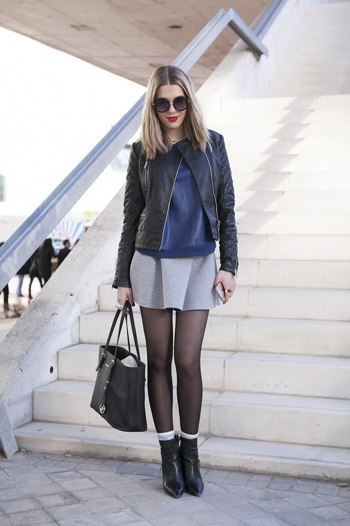 Street Style revista Glamour #MBFWM