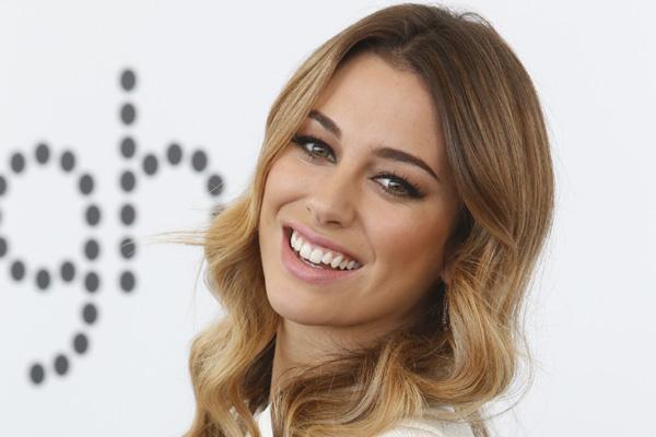 Blanca Suárez/ Imagen www.vertele.com