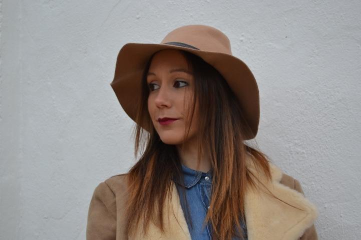 Detalles Sombrero Fedora