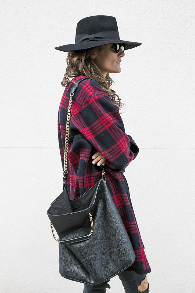 Una blogger con estilo y elegancia