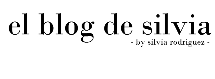 Logo El Blog de Silvia
