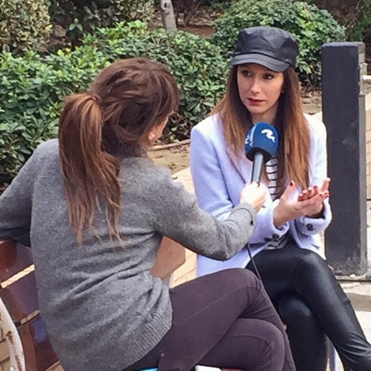 Entrevista como blogger de moda