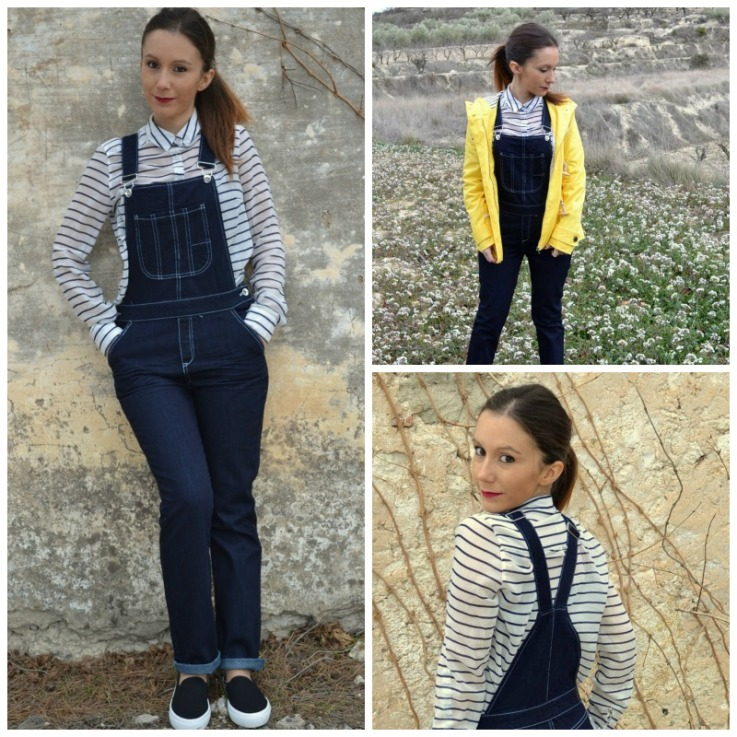 It's time to dungarees