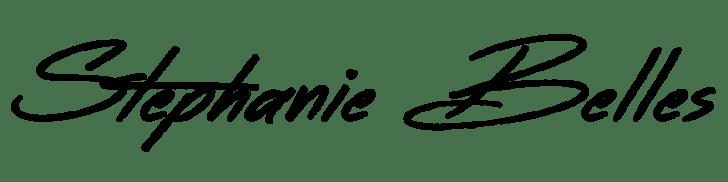 Logo Stephanie Belles