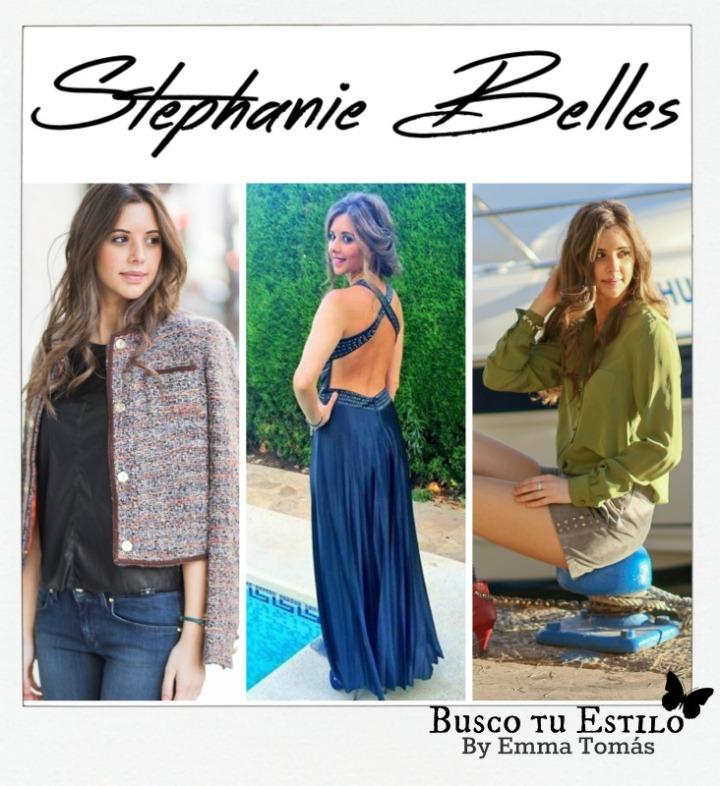 El estilo de Stephanie Belles