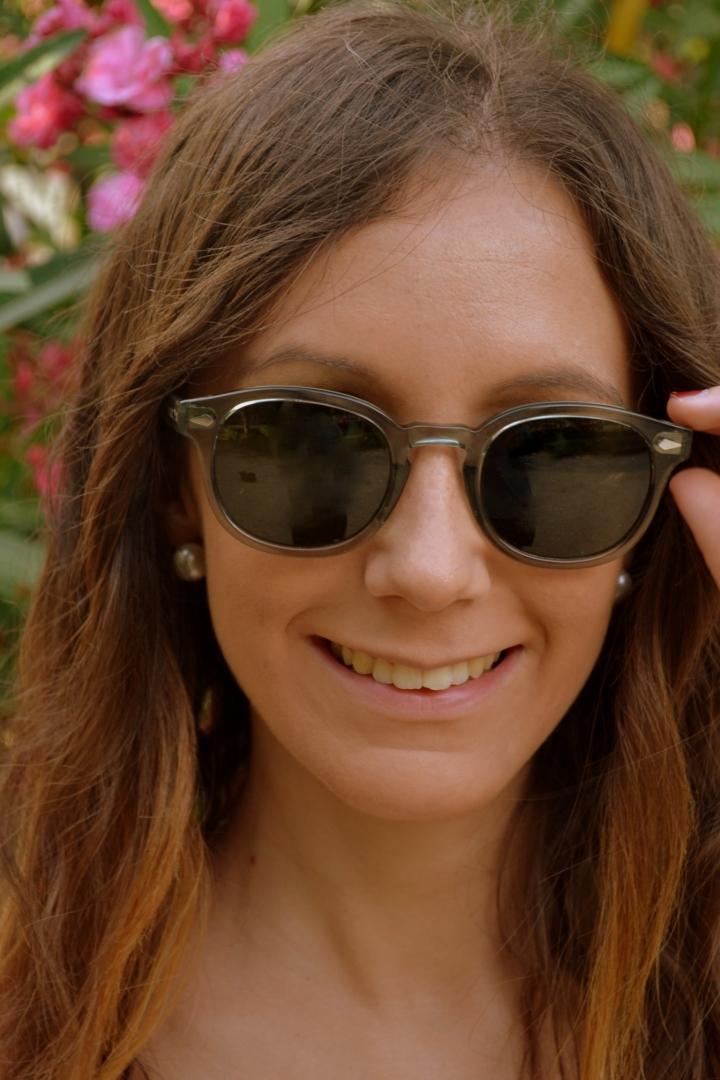 Sunglasses Khaki