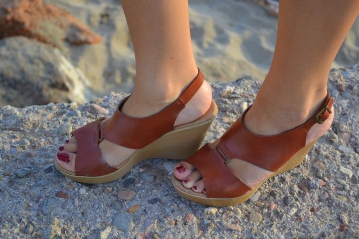 Detalles sandalias MARYPAZ